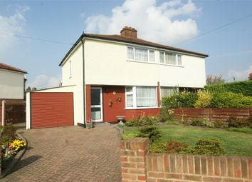 Thumbnail 2 bed semi-detached house for sale in Thrupps Lane, Hersham, Walton-On-Thames, Surrey