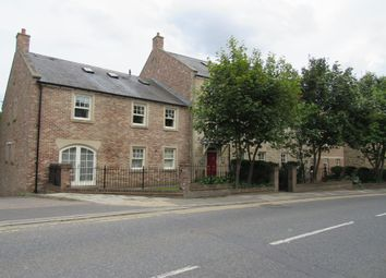 Thumbnail 2 bed flat for sale in Bullers Green, Morpeth