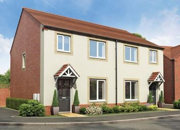 Thumbnail 3 bedroom semi-detached house for sale in Old Campus Close, Benton, Newcastle