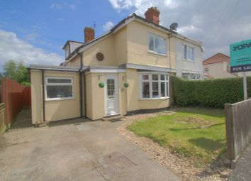 Thumbnail 3 bed semi-detached house for sale in Cambridge Road North, Mablethorpe