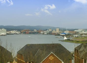 Thumbnail 1 bed flat for sale in Mariners Heights, Penarth