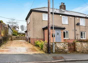 Thumbnail 3 bed semi-detached house for sale in Recreation Road, Tideswell, Buxton