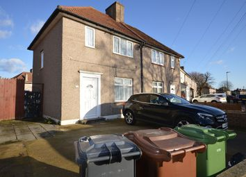 Thumbnail 3 bed semi-detached house for sale in Winterbourne Road, Becontree, Dagenham