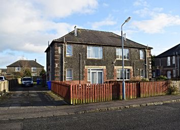 Thumbnail 1 bed flat for sale in Paterson Street, Ayr