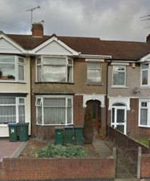 Thumbnail 3 bedroom terraced house for sale in Clovelly Road, Coventry, West Midlands