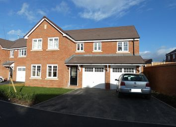 Thumbnail 5 bed detached house for sale in Edgehill Drive, Milestone Grange, Stratford Upon Avon