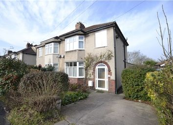 Thumbnail 3 bed semi-detached house for sale in Branscombe Road, Bristol