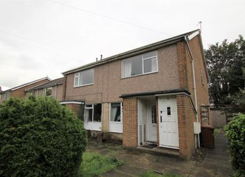 Thumbnail 1 bedroom flat for sale in Ruskin Court, Wrenthorpe, Wakefield