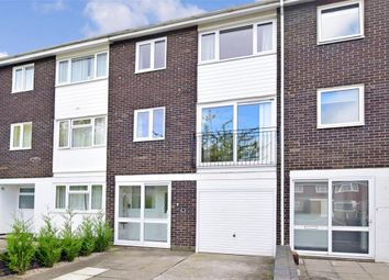 Thumbnail 4 bed town house for sale in Epsom Road, Furnace Green, Crawley, West Sussex