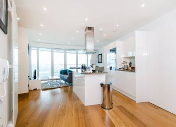 Thumbnail 1 bed flat to rent in Arena Tower, Canary Wharf, London