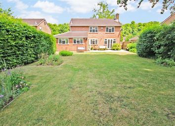 Thumbnail 4 bed detached house for sale in Beech Lea, Blunsdon, Wiltshire