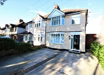 Thumbnail 3 bed semi-detached house for sale in St. Georges Avenue, Grays