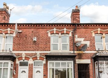 Thumbnail 2 bed terraced house for sale in Howard Road, Birmingham