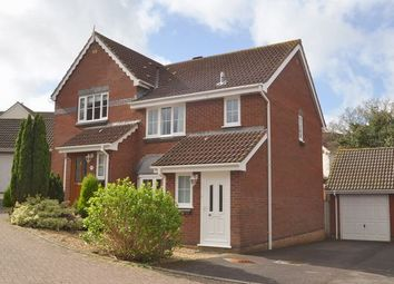 Thumbnail 3 bed semi-detached house for sale in Ridgeway, Honiton
