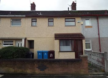 Thumbnail 3 bed terraced house for sale in Thursby Crescent, Liverpool, Merseyside