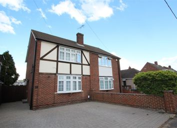 Thumbnail 3 bed semi-detached house for sale in Goffs Road, Ashford, Surrey