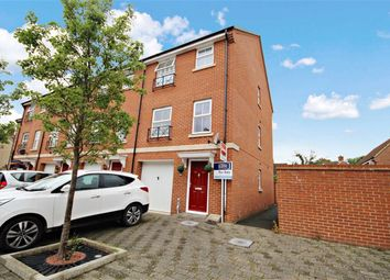 Thumbnail 4 bedroom town house for sale in Melstock Road, Taw Hill, Swindon
