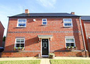 Thumbnail 4 bedroom detached house for sale in Bank House Gardens, Off High Lane, Burslem, Stoke-On-Trent