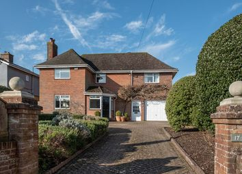 Thumbnail 4 bed detached house for sale in Ward Avenue, Cowes