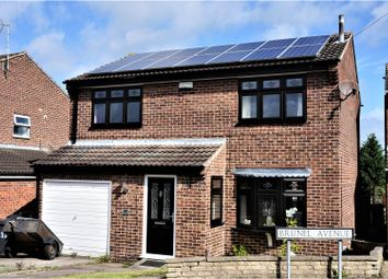 Thumbnail 4 bed detached house for sale in Brunel Avenue, Newthorpe, Eastwood