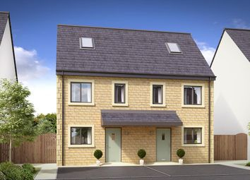 Thumbnail 3 bed semi-detached house for sale in Pilgrim Gardens, Market Street, Edenfield, Bury