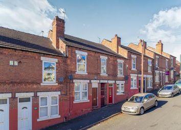 Thumbnail 3 bed terraced house for sale in Hogarth Street, Sneinton, Nottingham, Nottinghamshire