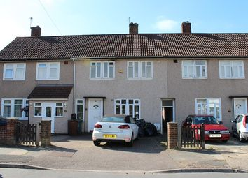 Thumbnail 3 bed terraced house to rent in Tillotson Road, Harrow Weald