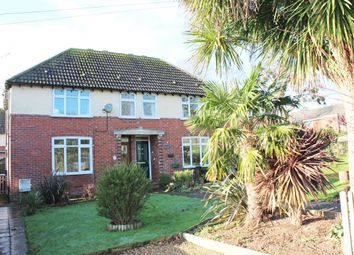 Thumbnail 3 bedroom semi-detached house for sale in Manstone Avenue, Sidmouth