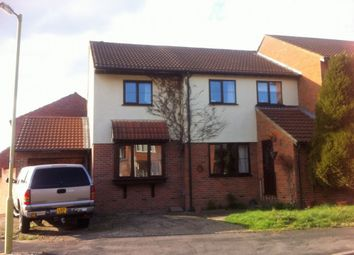 Thumbnail 4 bed semi-detached house for sale in Spicersfield, Cheshunt