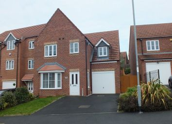 Thumbnail 4 bed detached house for sale in Burtree Drive, Norton Heights, Stoke-On-Trent