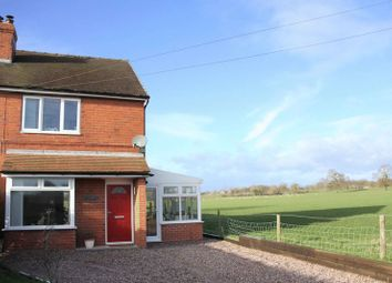 Thumbnail 2 bed semi-detached house for sale in Knighton, Market Drayton
