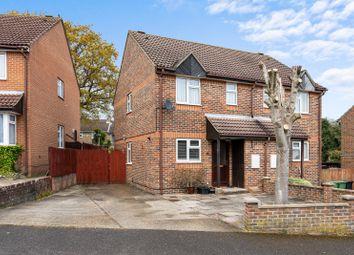 Thumbnail Semi-detached house for sale in Larch Way, Bursledon