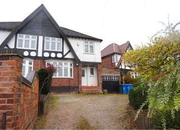 Thumbnail 3 bed semi-detached house for sale in Sunny Grove, Derby