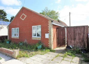 Thumbnail 2 bed detached bungalow for sale in Singer Avenue, Jaywick Sands, Clacton On Sea
