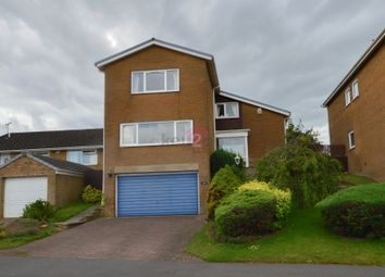 Thumbnail 3 bed detached house for sale in Teesdale Road, Ridgeway, Sheffield