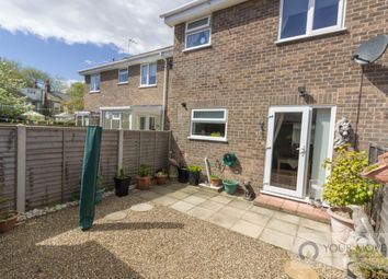 Thumbnail 2 bed terraced house for sale in Catchpole Close, Kessingland, Lowestoft