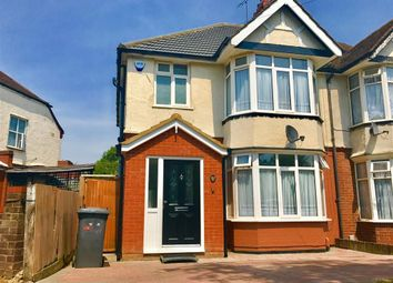 Thumbnail 3 bed property to rent in Carlton Crescent, Luton
