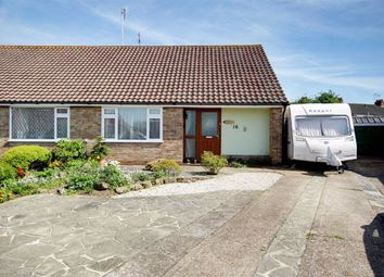 2 bed semi-detached bungalow for sale in Birkdale Close, Worthing, West Sussex BN13