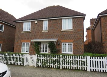 Thumbnail 4 bed property to rent in Fortune Way, Kings Hill, West Malling