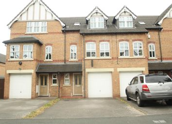 Thumbnail 3 bed town house for sale in Blakemere Drive, Northwich