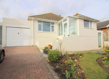 Thumbnail 3 bed bungalow for sale in Rodmell Avenue, Saltdean, Brighton