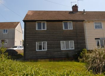 Thumbnail 3 bed semi-detached house for sale in 32 St Cadoc's Road, Trevethin, Pontypool