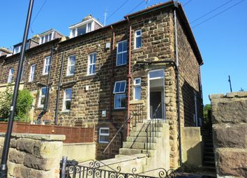 Thumbnail 2 bed flat to rent in Eastville Terrace, Harrogate