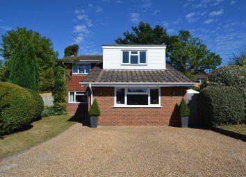 Curbey Close, West Chiltington, West Sussex RH20. 4 bed detached house