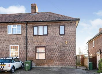 Thumbnail 3 bedroom end terrace house for sale in Shroffold Road, Bromley