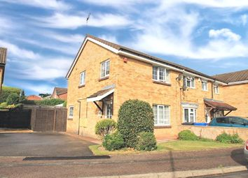 Thumbnail 3 bed semi-detached house for sale in Besthorpe Close, Oakwood, Derby