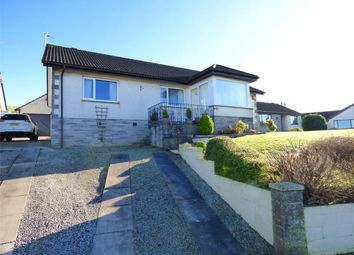 Thumbnail 3 bed detached bungalow for sale in Haas Grove, Lockerbie, Dumfries And Galloway