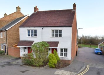 Thumbnail 2 bed terraced house to rent in Violet Way, Ashford, Kent