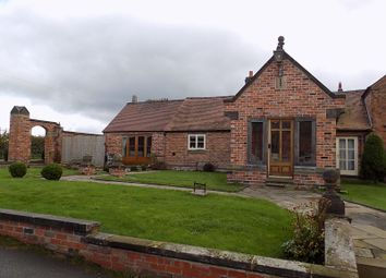 Thumbnail 2 bed detached house to rent in The Lodge, Long Lane Village, Ashbourne