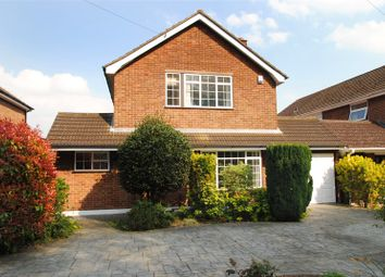 Thumbnail 4 bed detached house for sale in Hall Lane, Upminster
